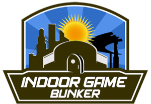 indoor game bunker logo