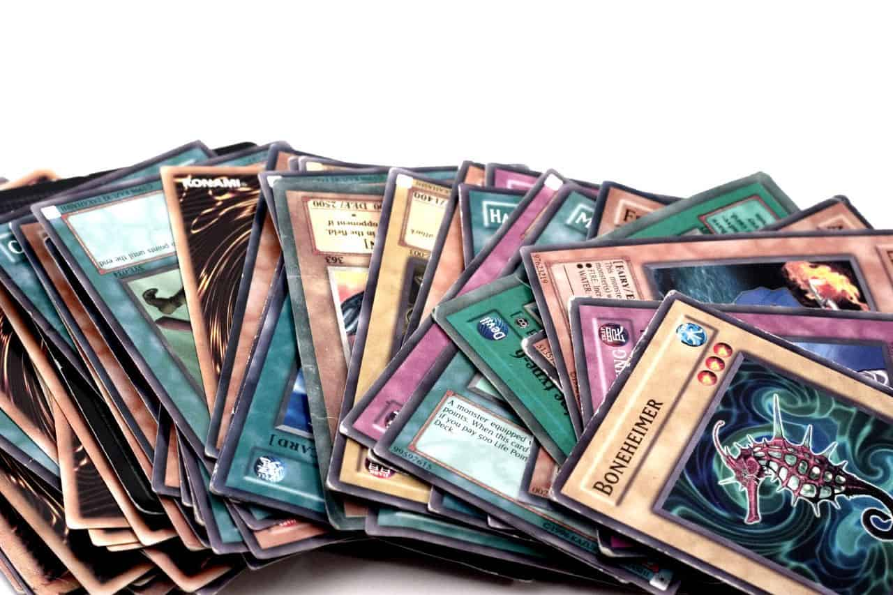 are yugioh cards recyclable