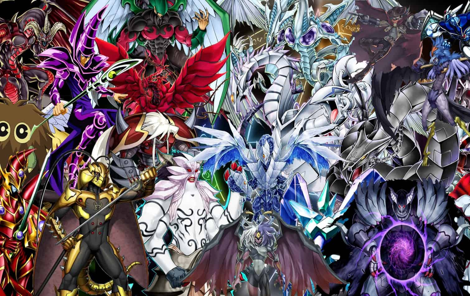 highest (strongest) attack yugioh monsters