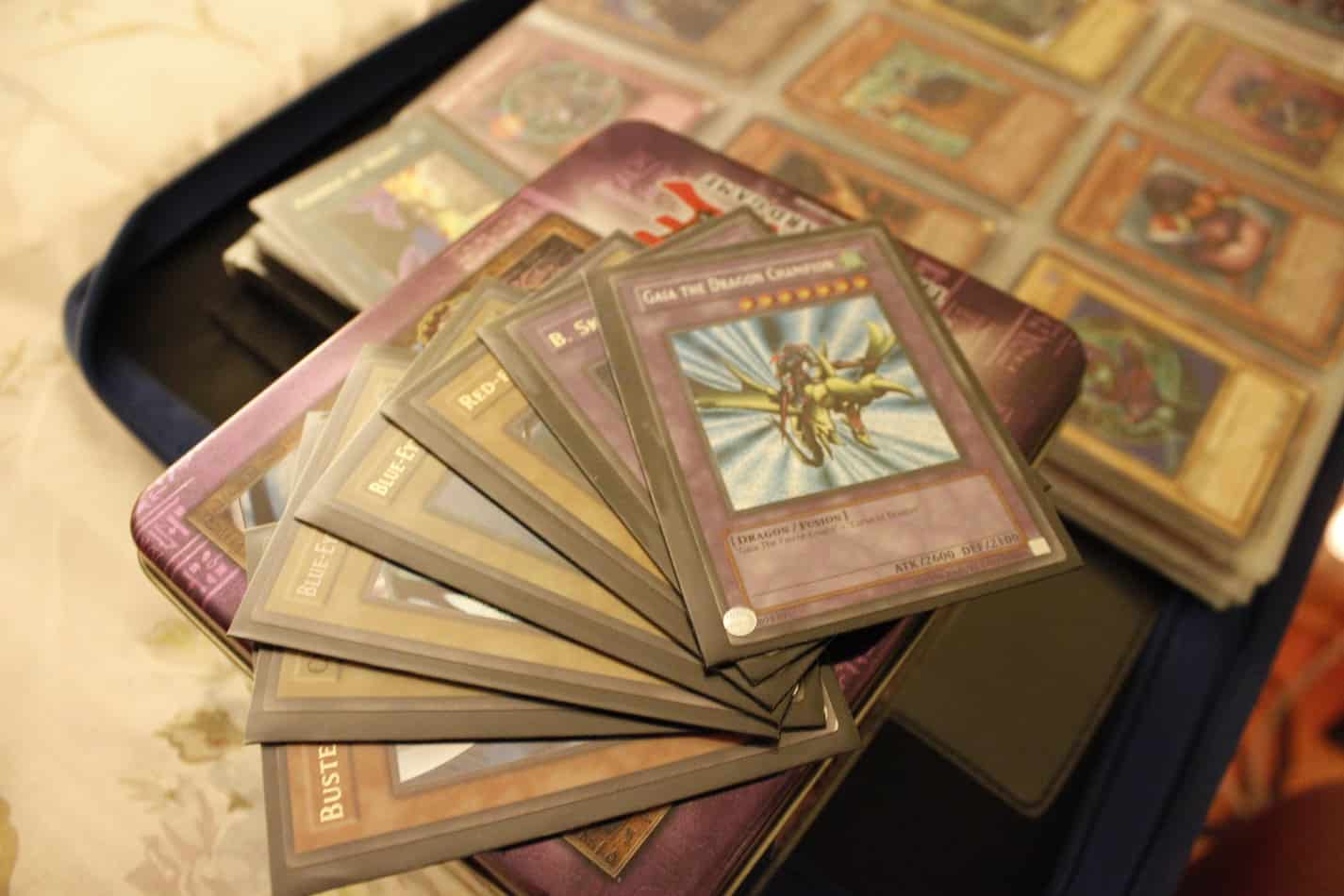 why are yugioh cards expensive