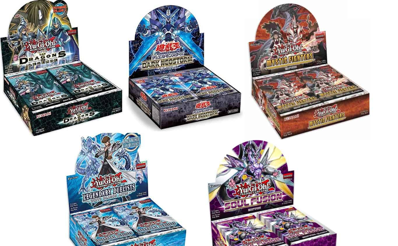 yugioh booster boxes to make money