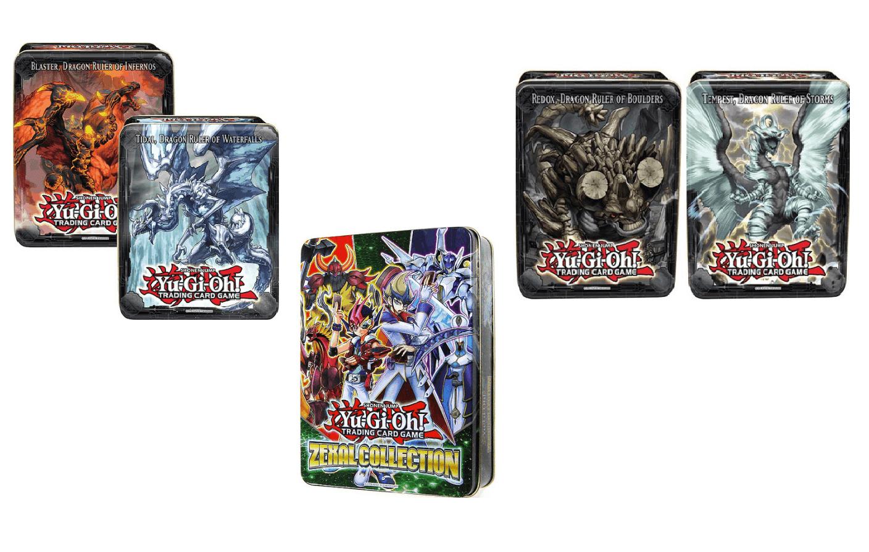 best yugioh collector tins