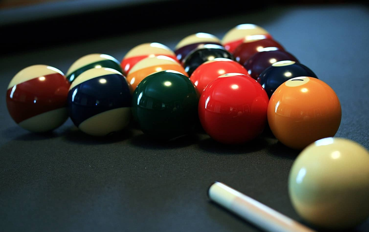 how to rack pool balls like a pro