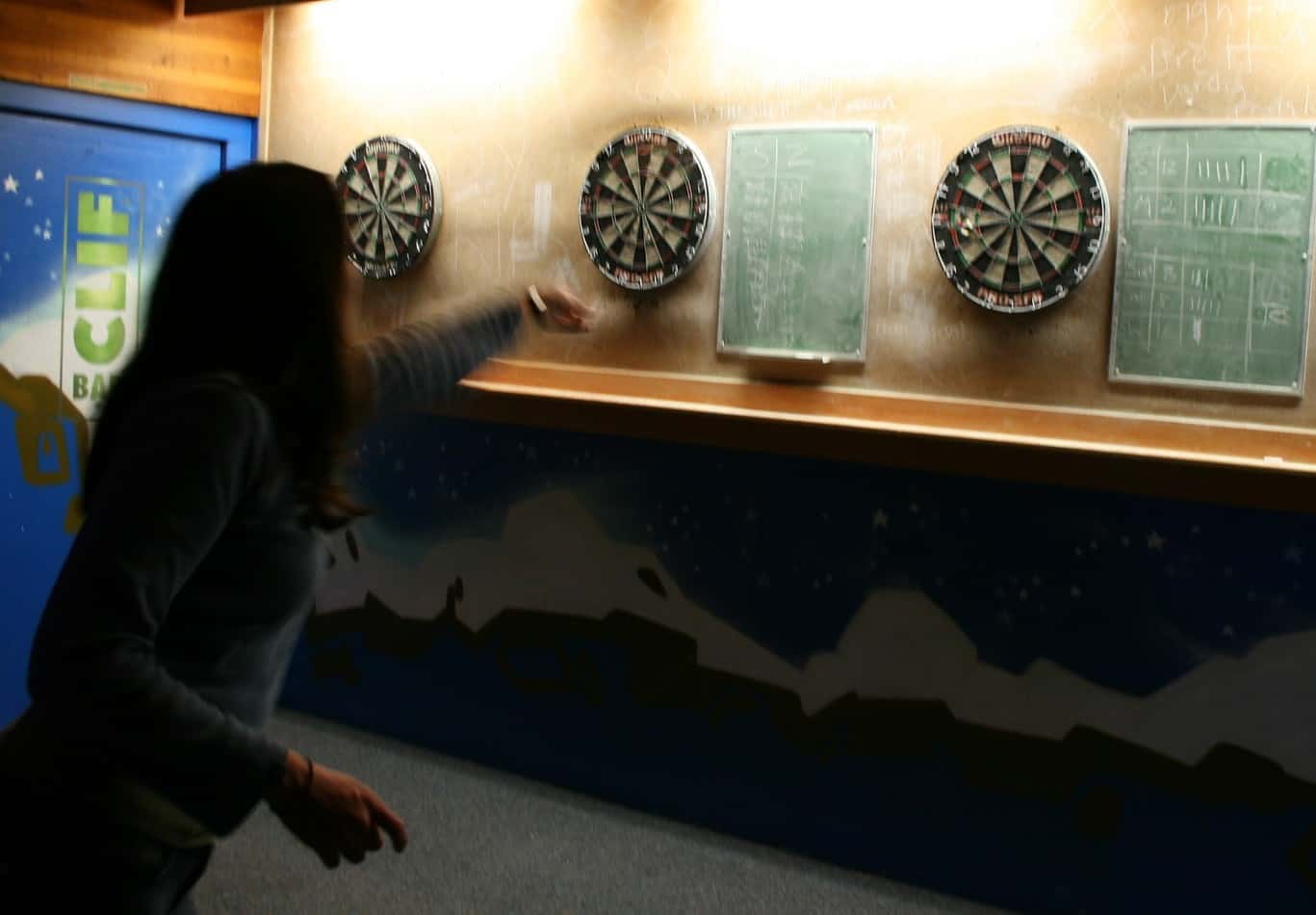can you play darts when pregnant