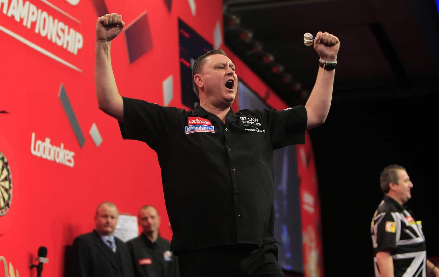 how to become a professional darts player