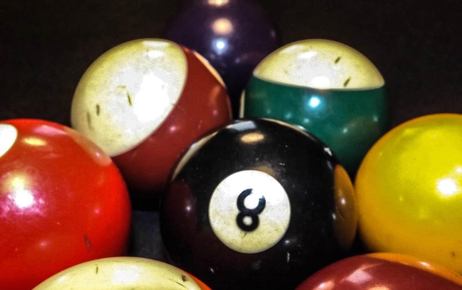 do billiard balls go bad