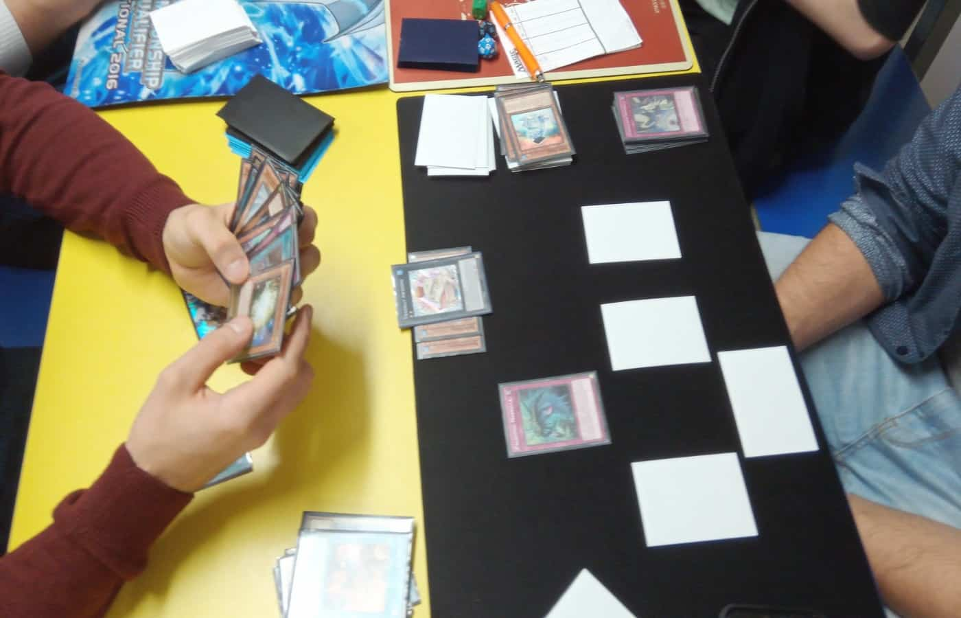 Why Do Yu-Gi-Oh Players Shuffle Their Hands