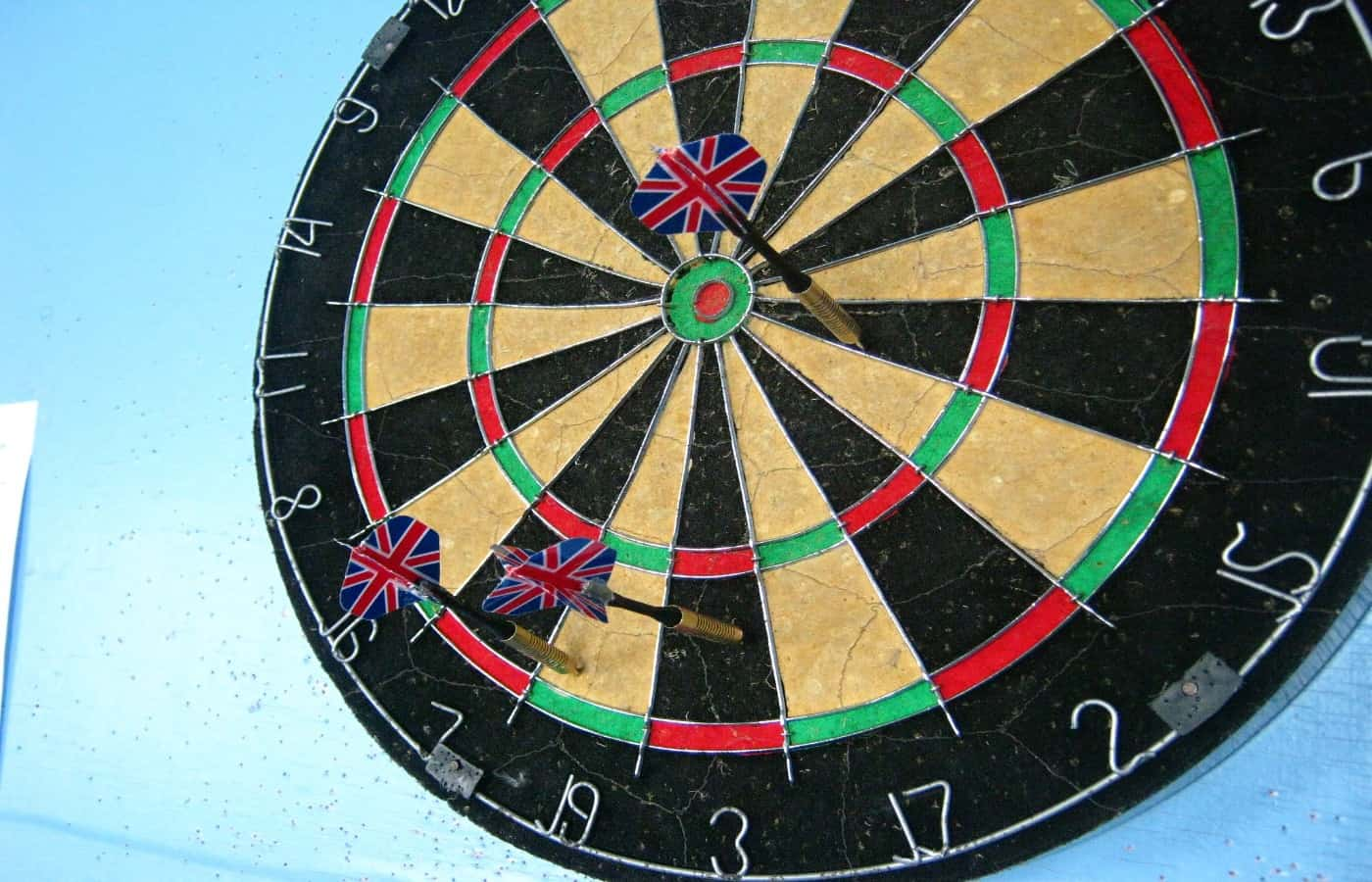 Why Is a Dartboard Made of Concentric Circles