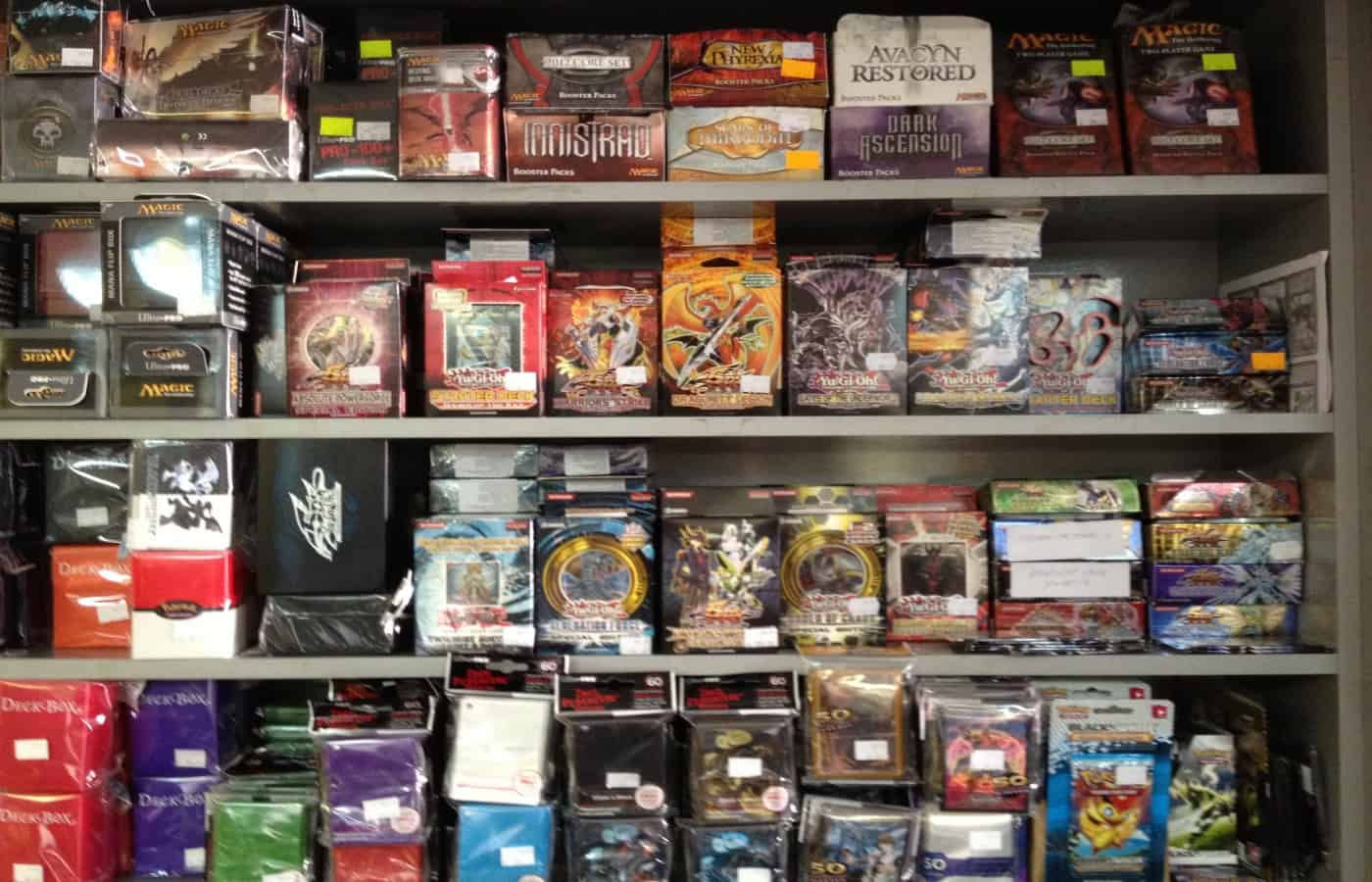 how to become a yugioh distributor