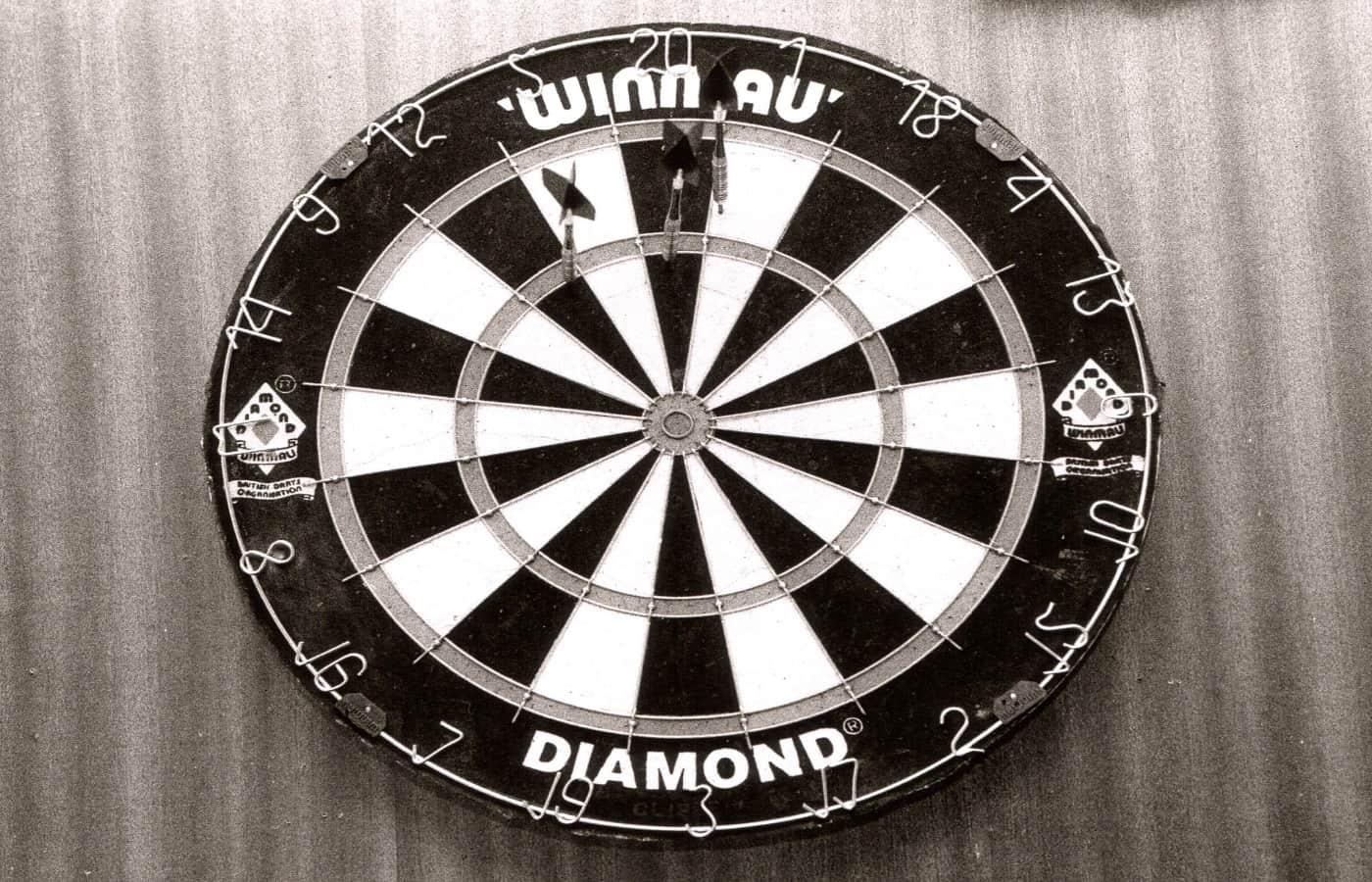 how long should a dartboard last