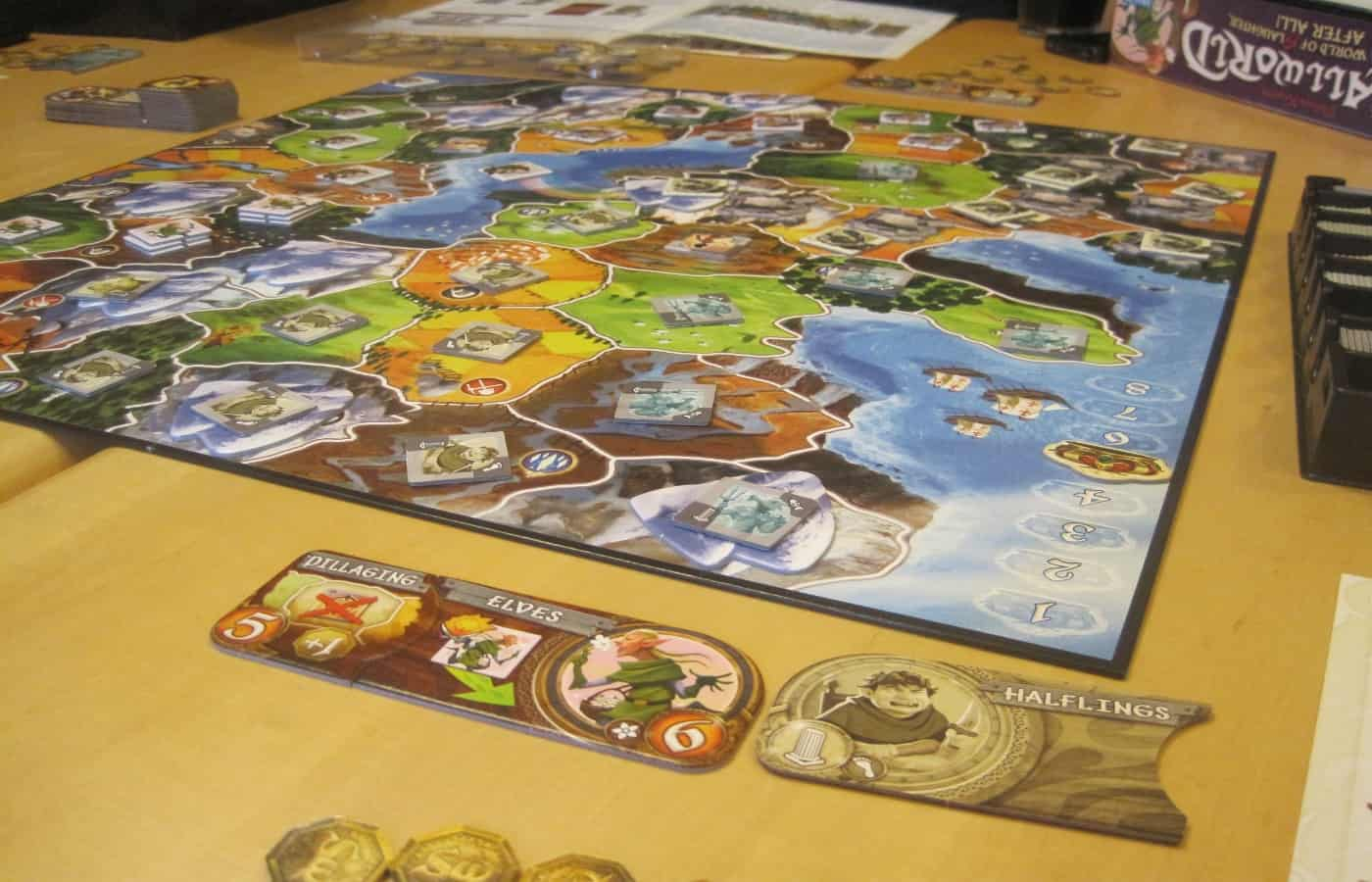 how much board games cost