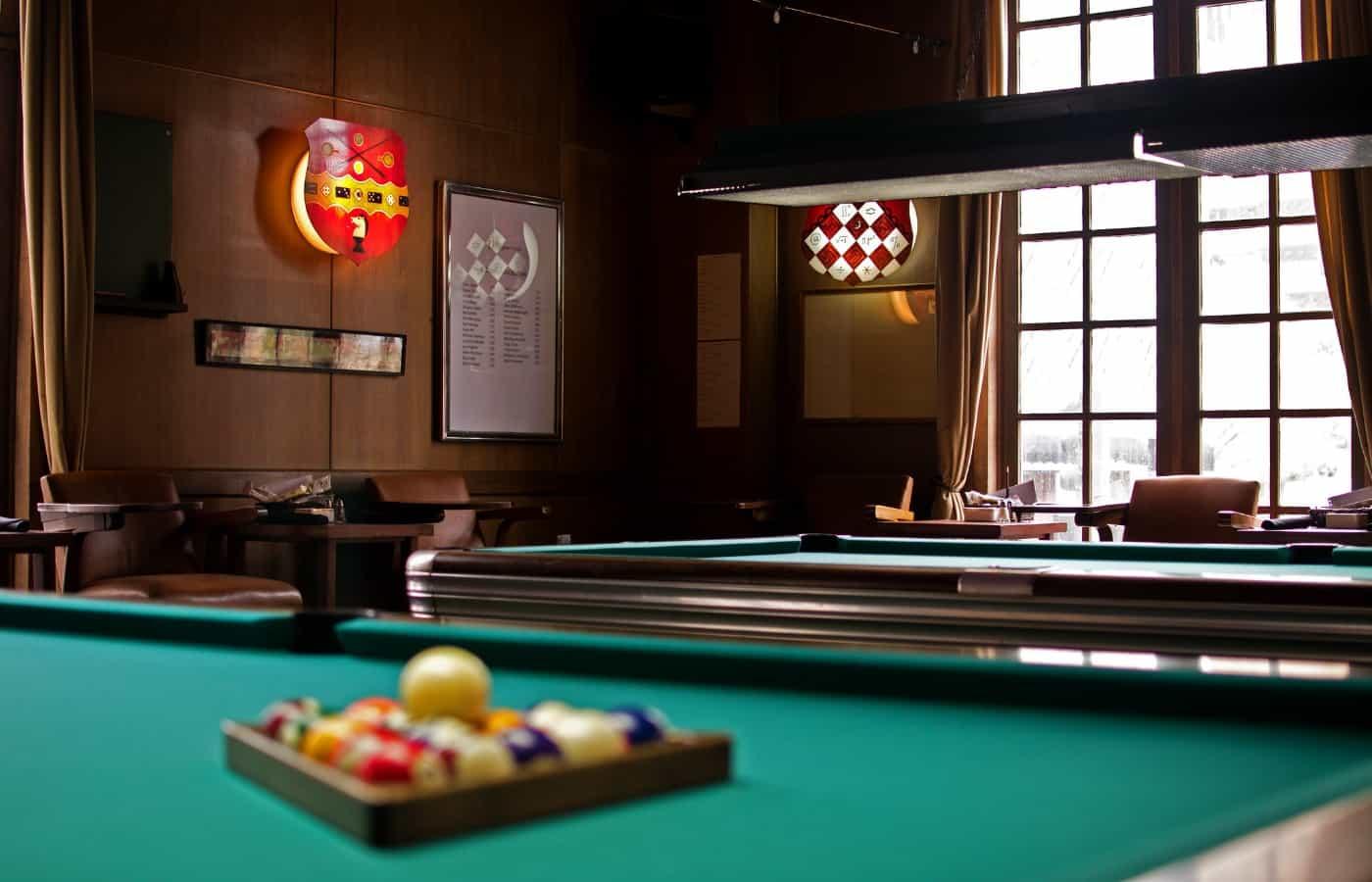 how to hang billiard scoring beads