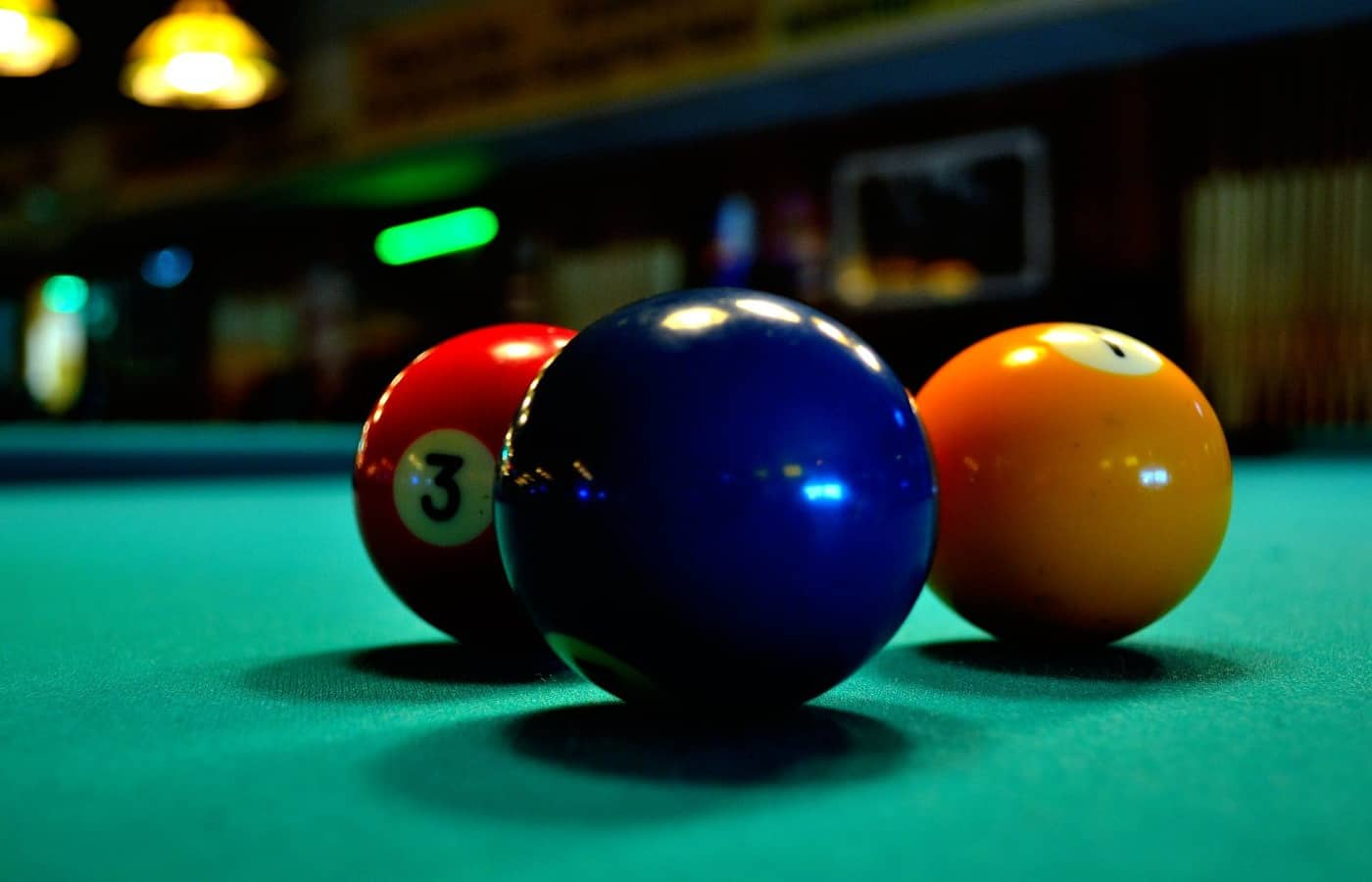 what is ball tapping in pool