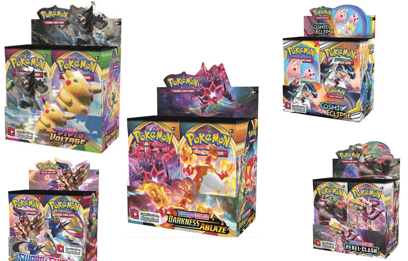 best pokemon booster boxes to make money