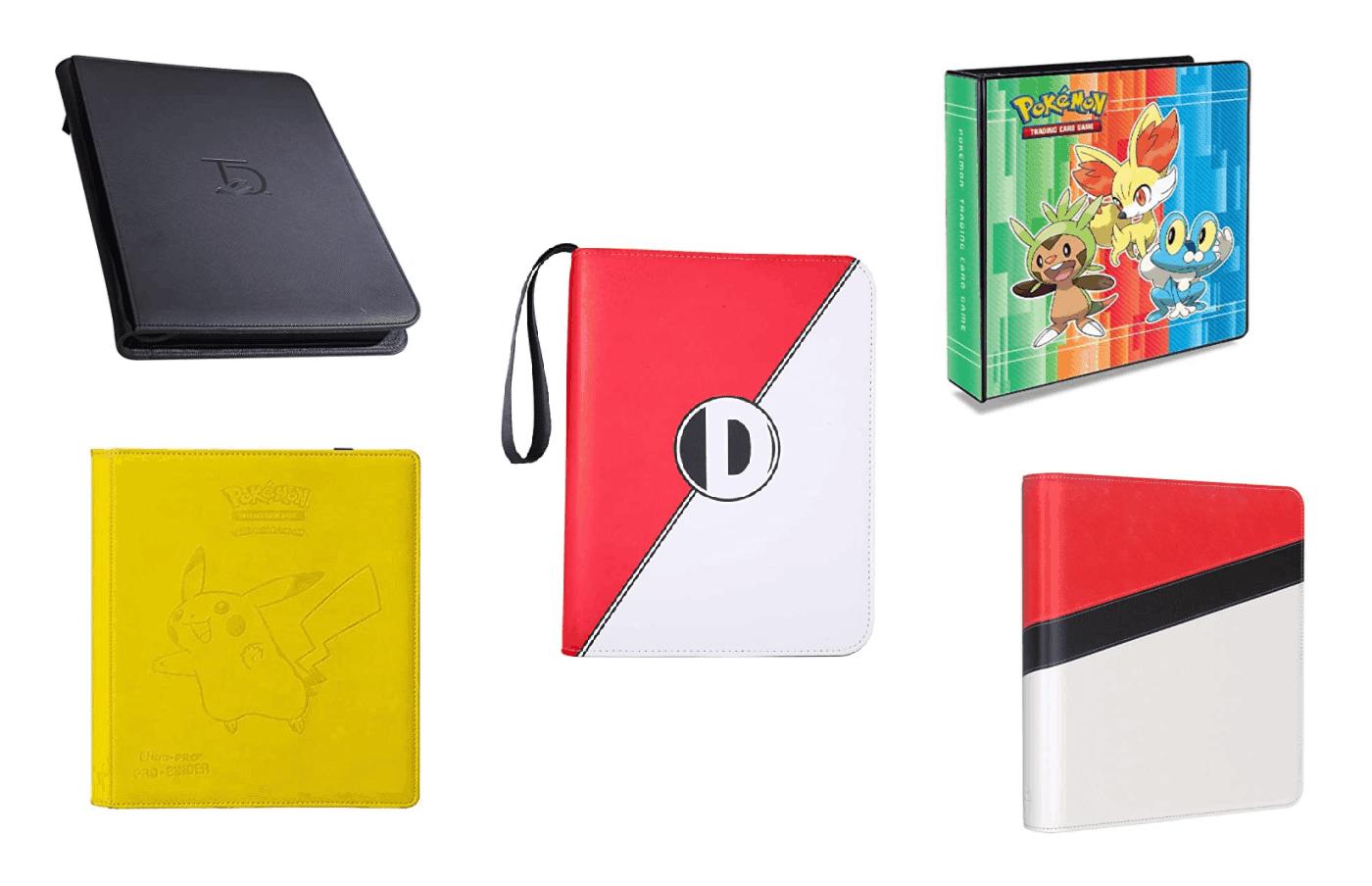 best pokemon card binders