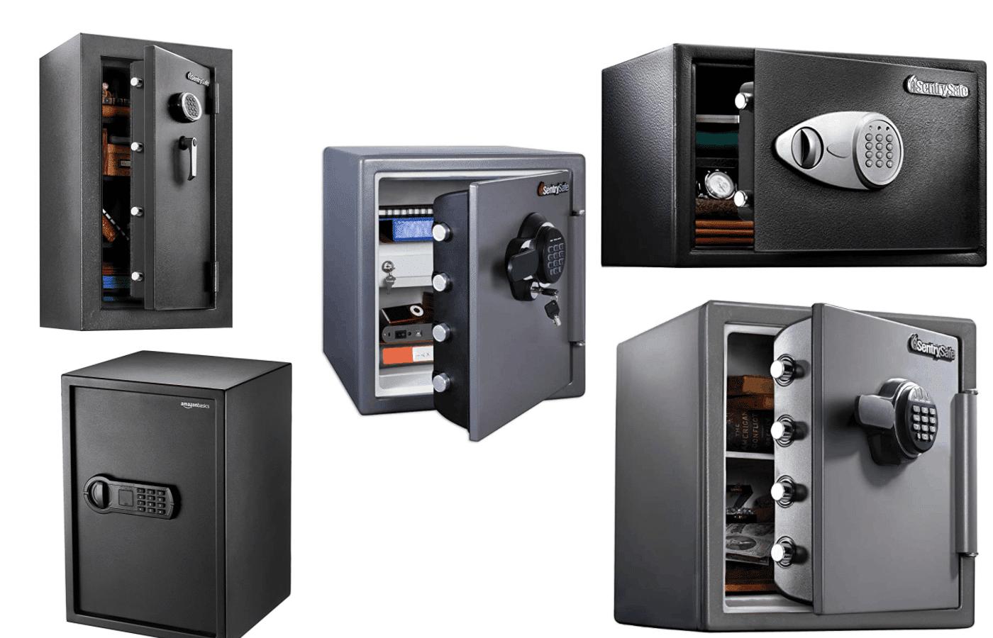 best safes for storing sports cards