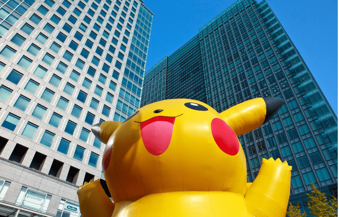 how to become a pokemon distributor