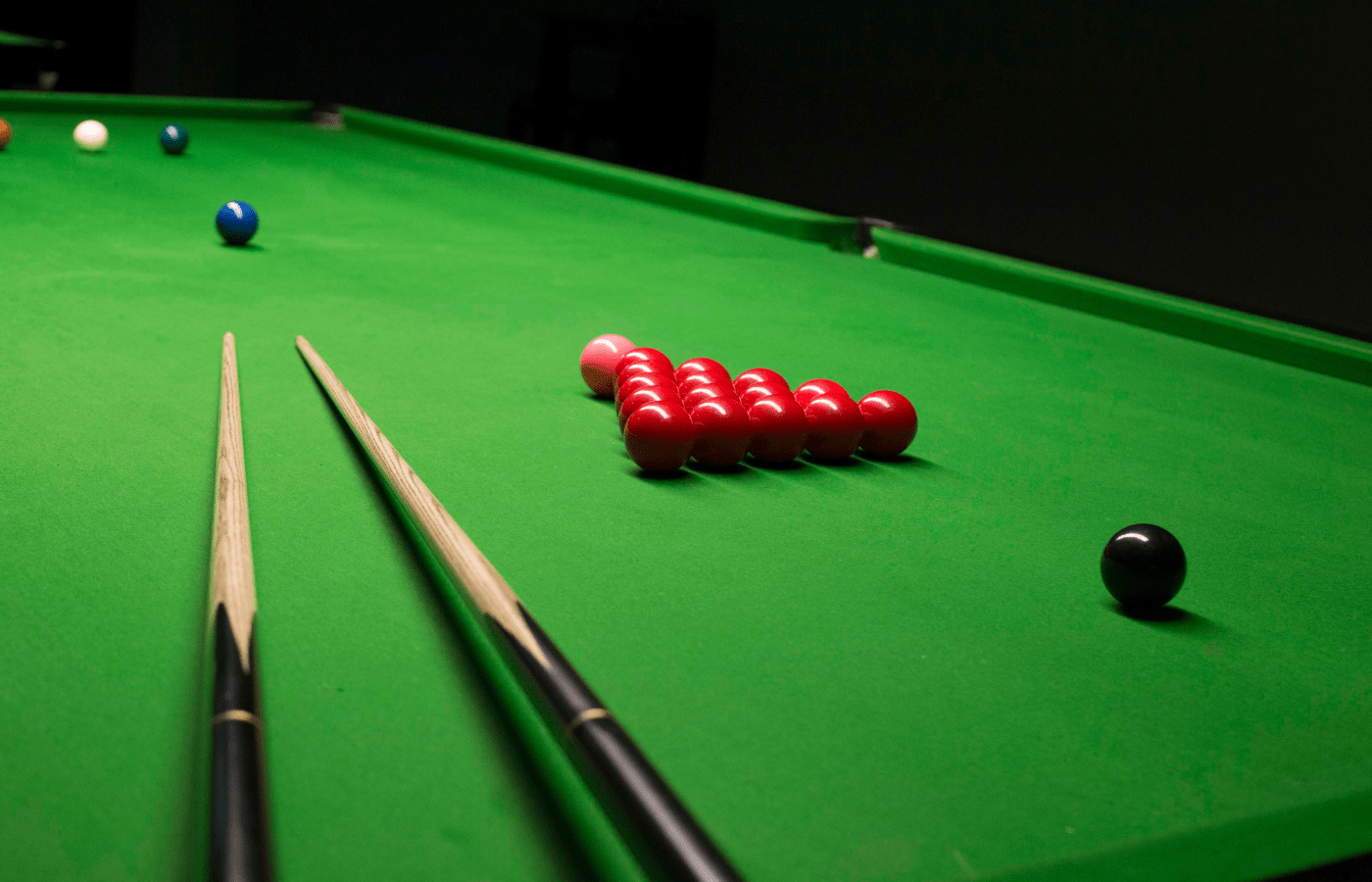 how to make your snooker cue smooth and not sticky