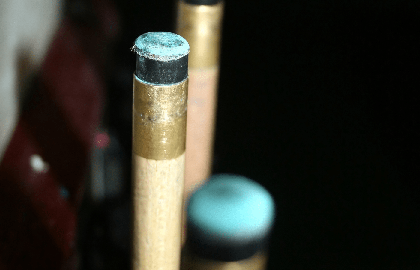 how to use a cue tip shaper