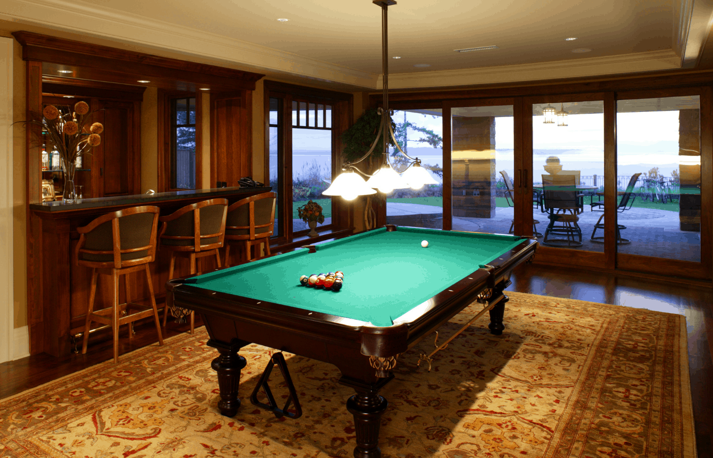 is a pool table considered furniture