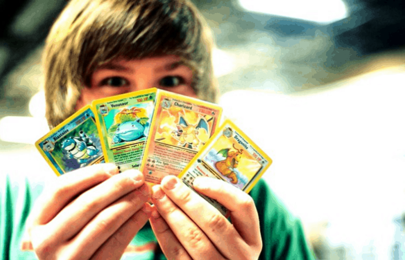 why are pokemon cards banned from school