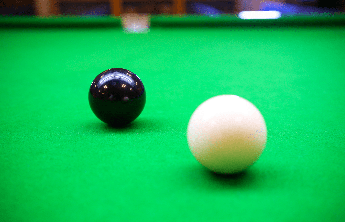 why do snooker players not pot the black