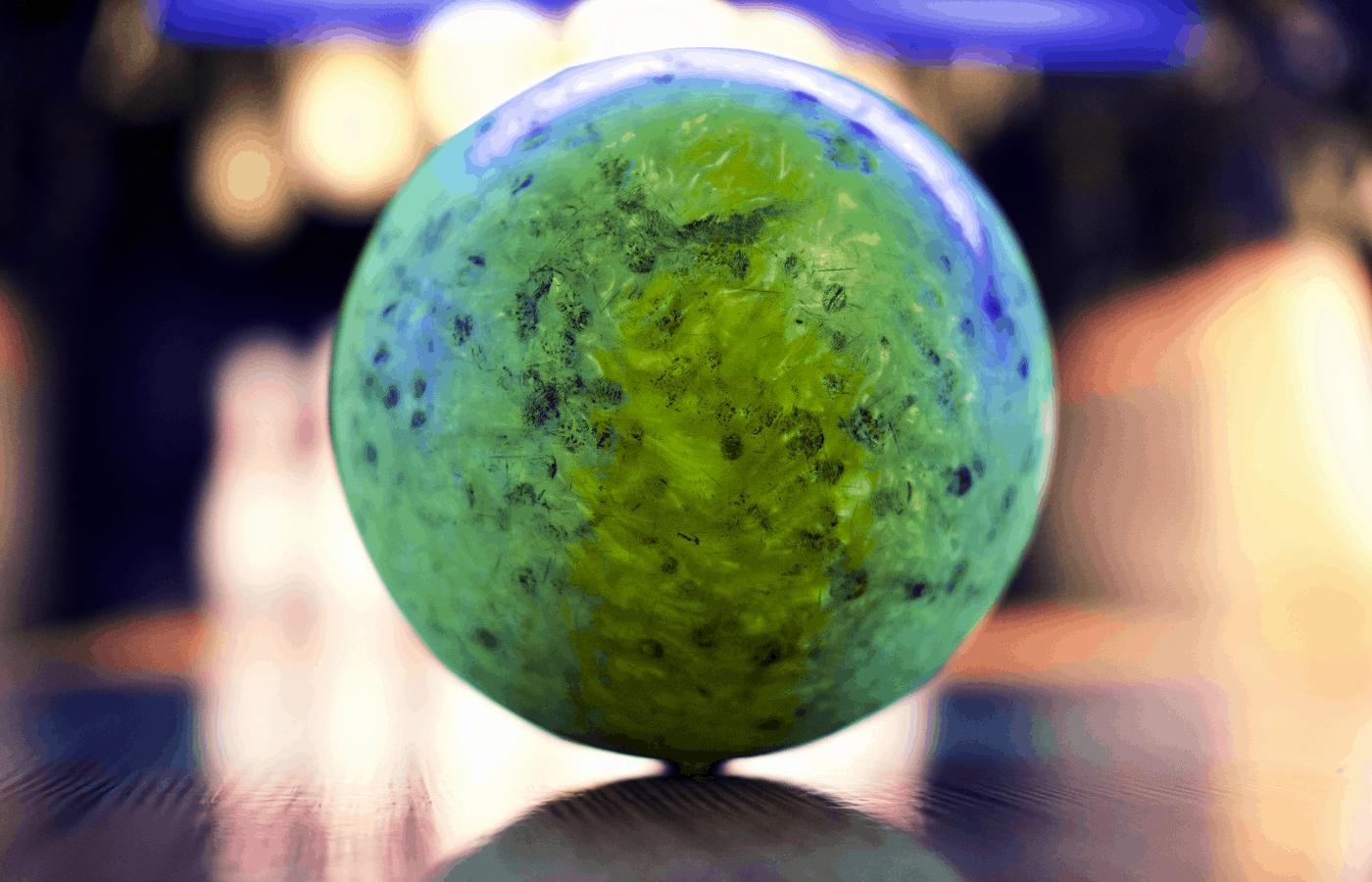 can bowling balls freeze