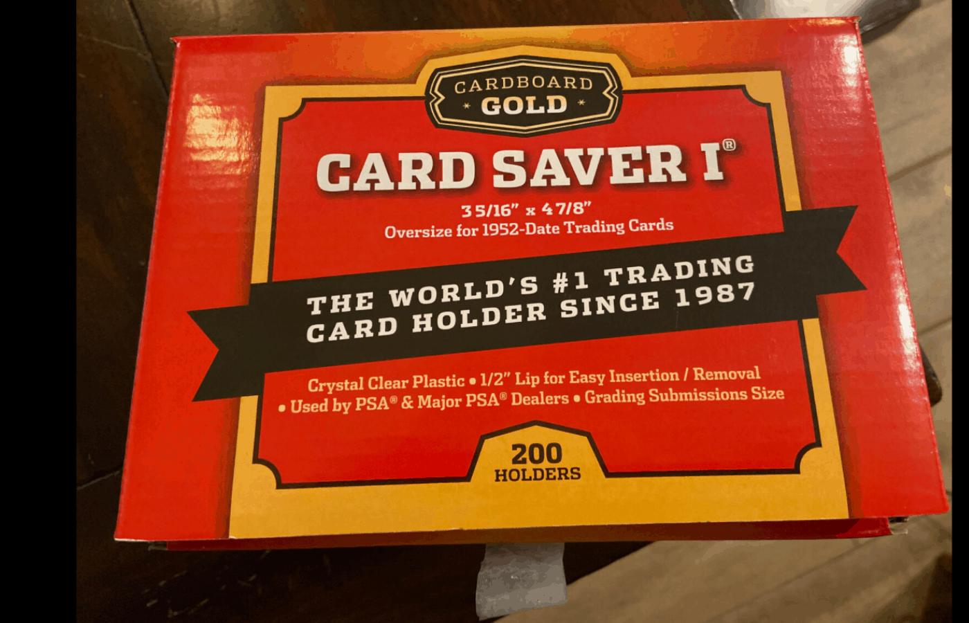 do card savers bend or warp cards