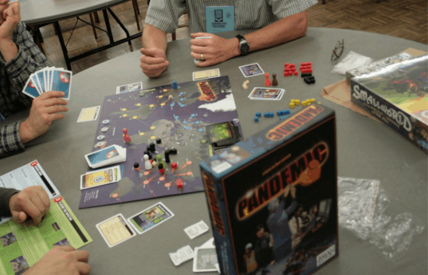 Should I Play Pandemic Before Pandemic Legacy