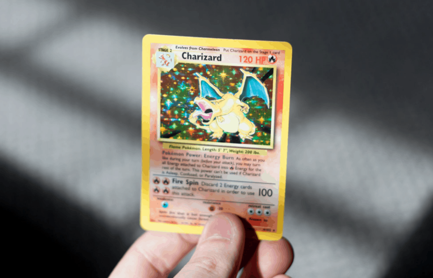 how to remove scratches from pokemon cards