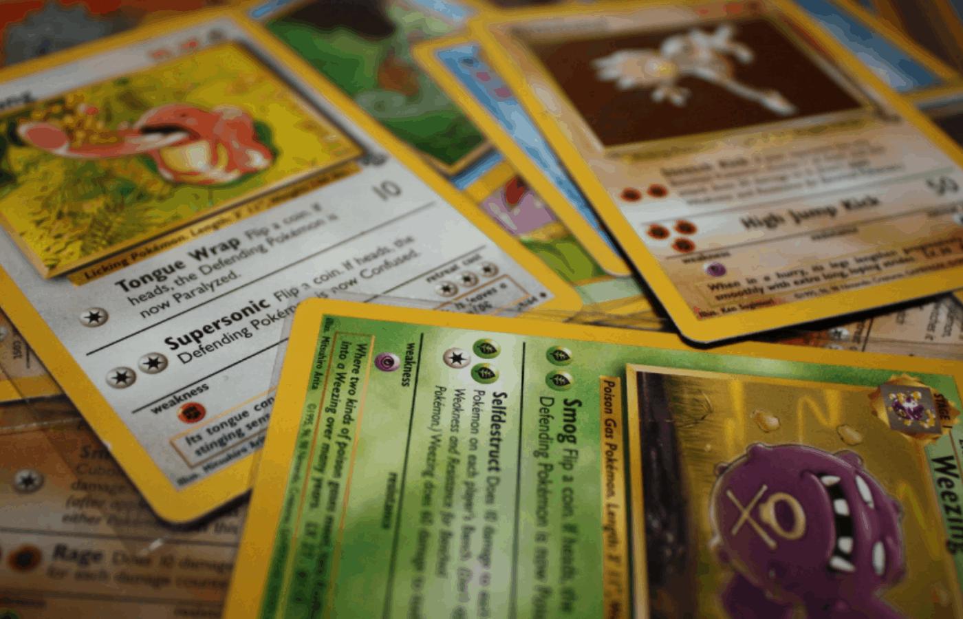 is pokemon tcg dying