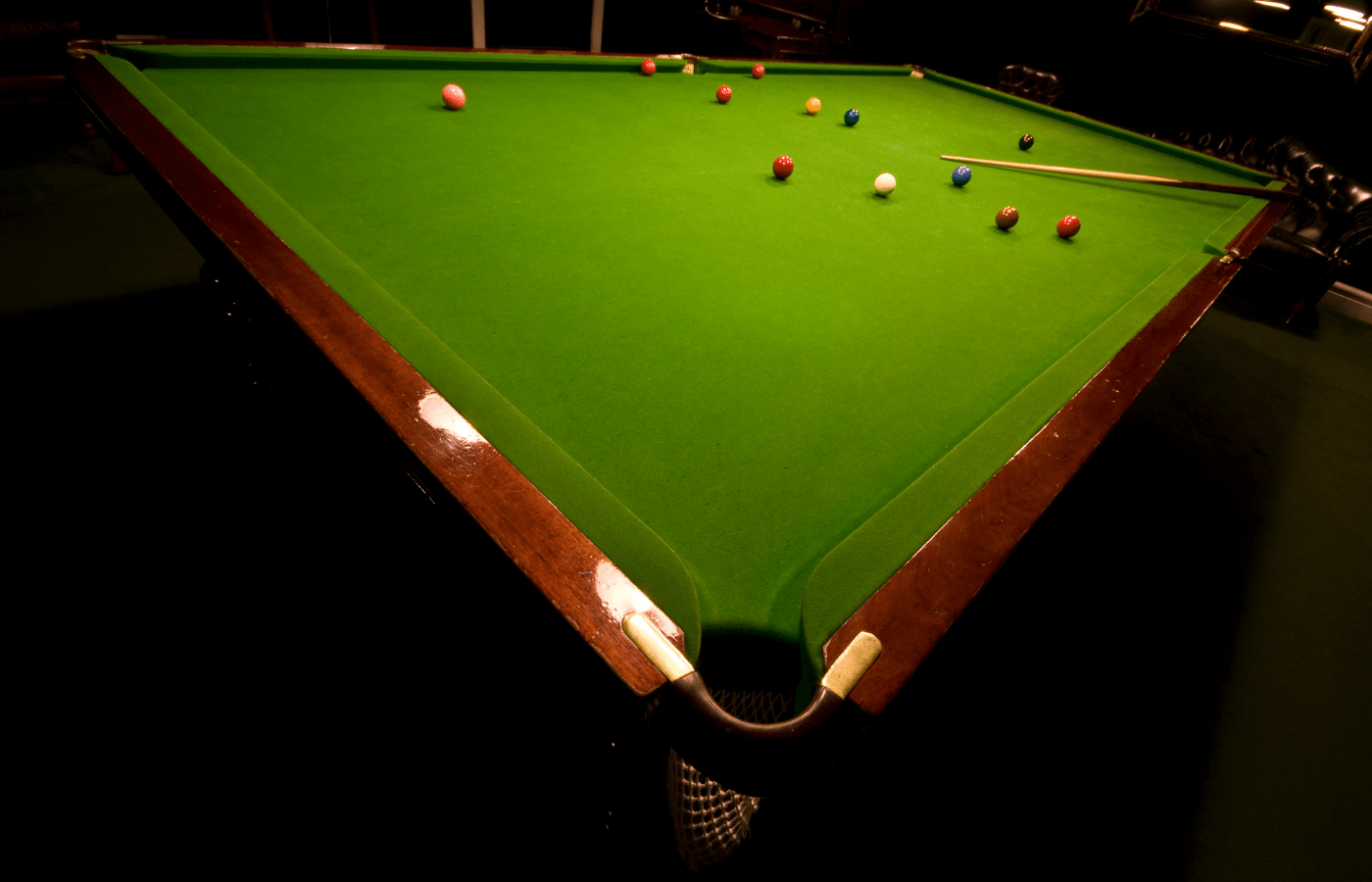 what happens to snooker tables after a tournament