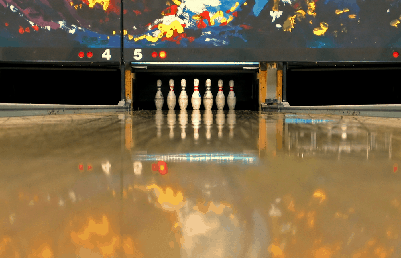 what is the hardest oil pattern in bowling