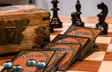 scacco matto magic