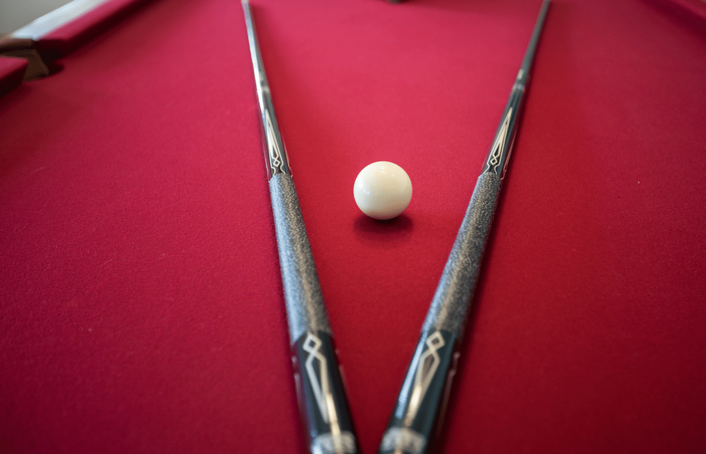 how many pool cues do you really need