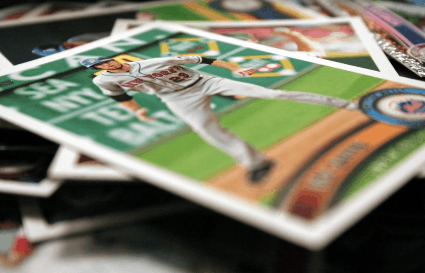 how thick are baseball cards