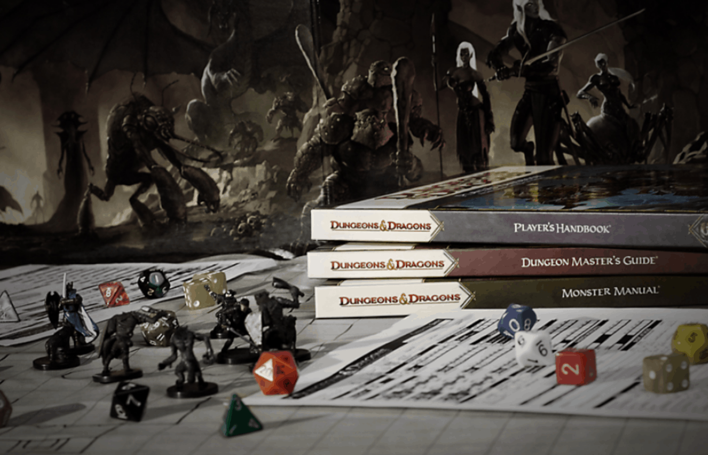 How to Find and Get a D&D Group Together