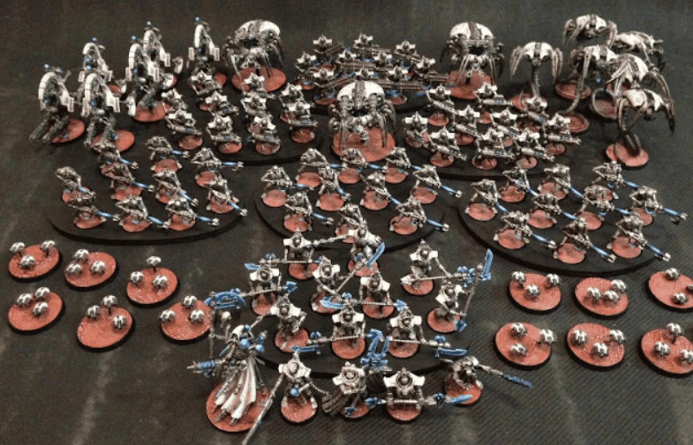 how to get cheap warhammer 40k miniatures