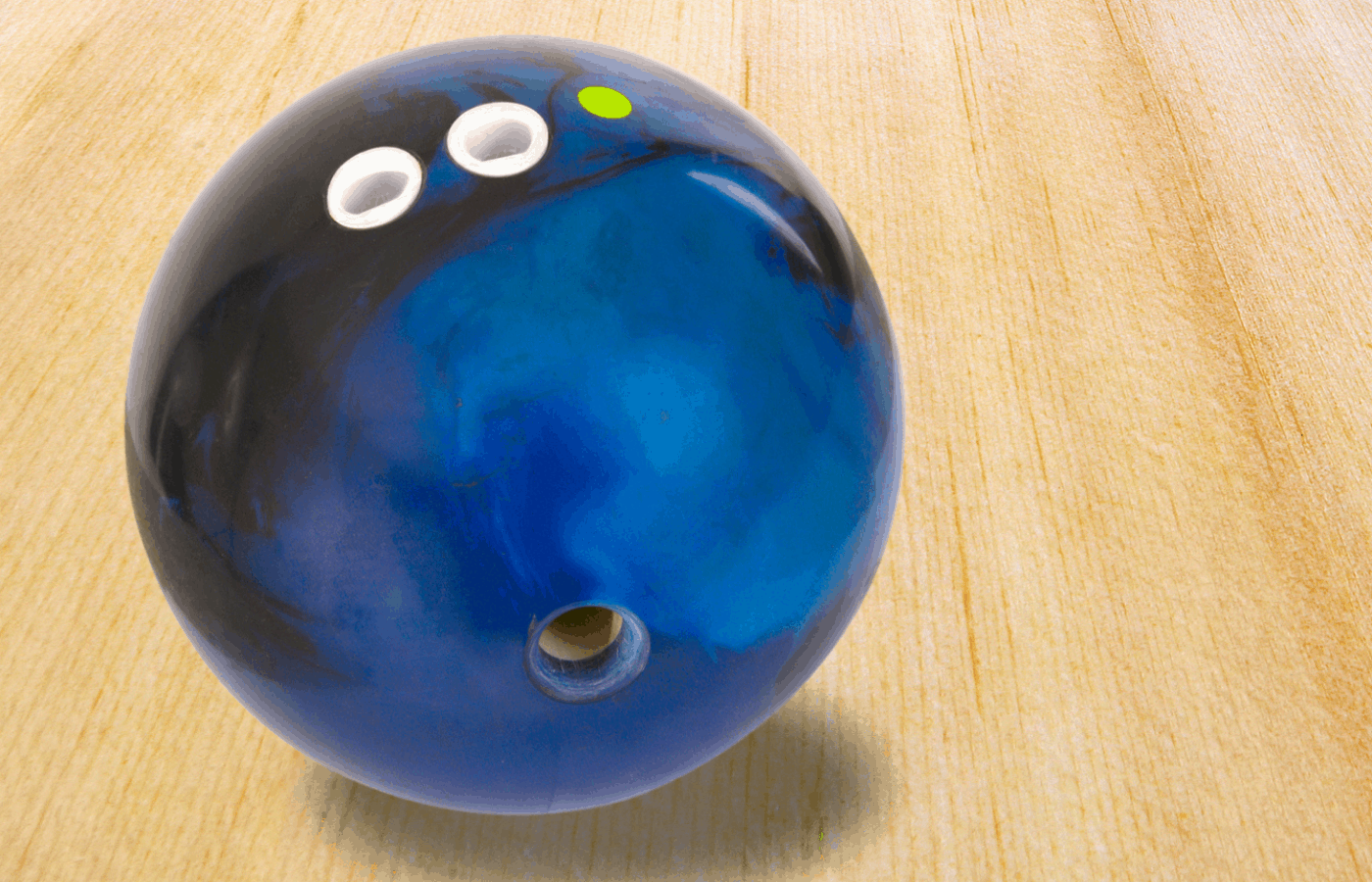 are bowling balls solid or hollow