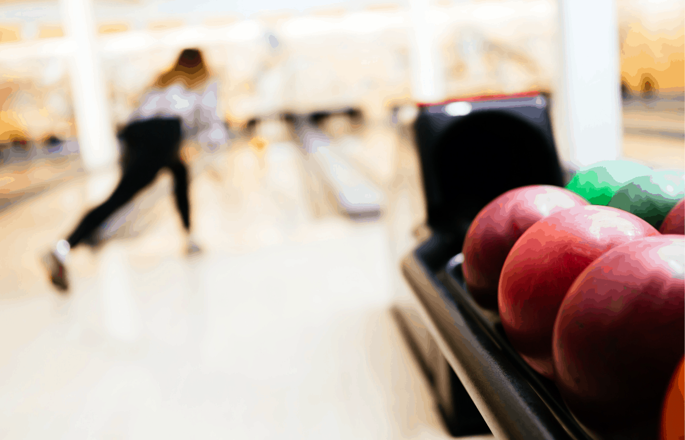 can i clean my bowling ball during league play