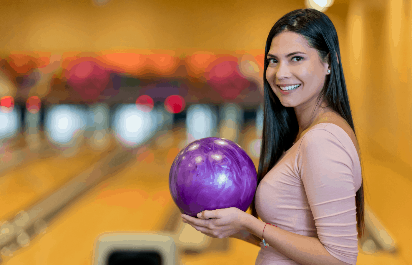 can you bowl in a dress