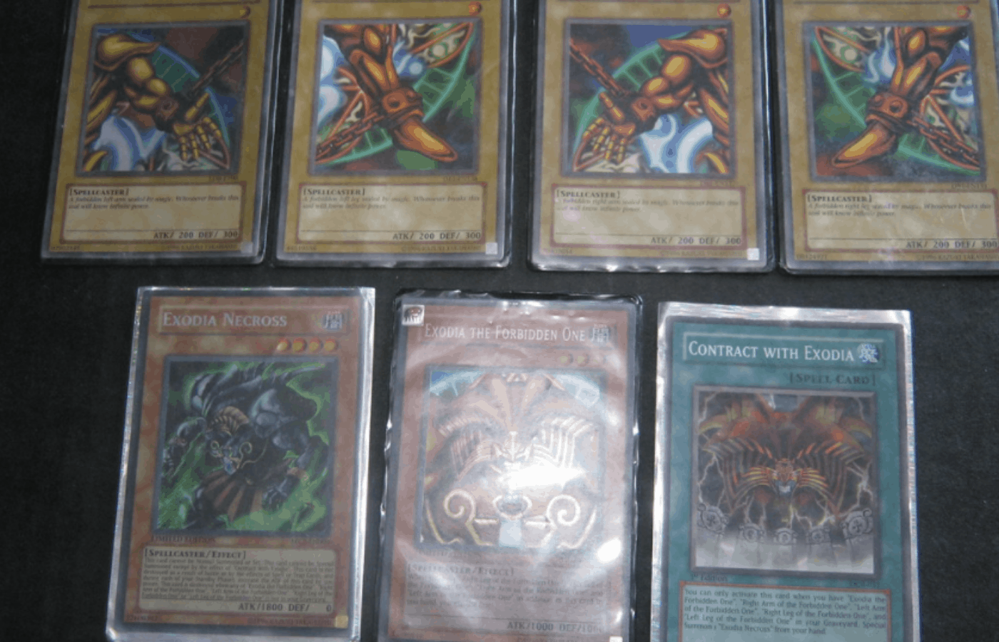can you double sleeve yugioh cards