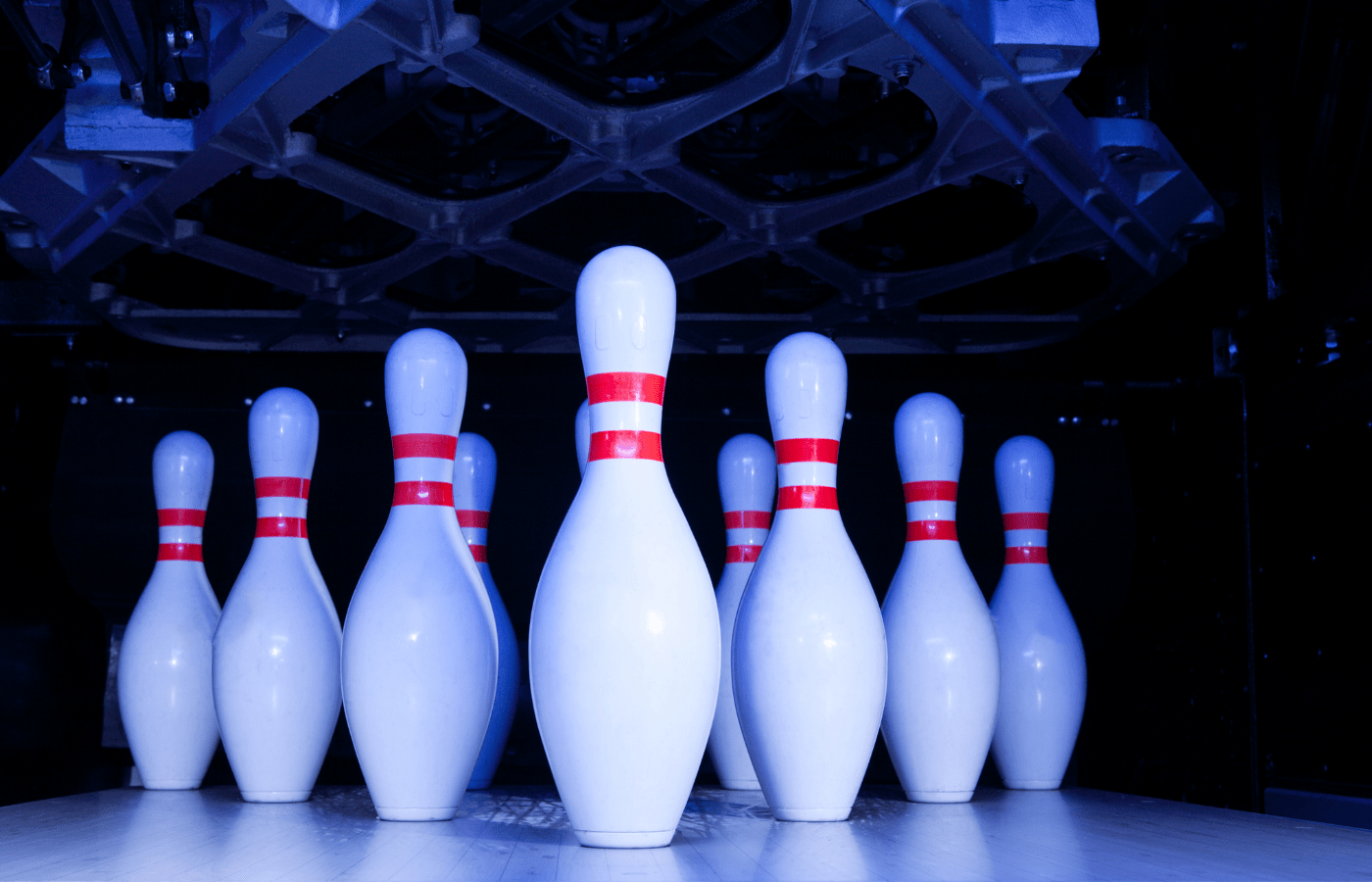 how long do synthetic bowling pins last