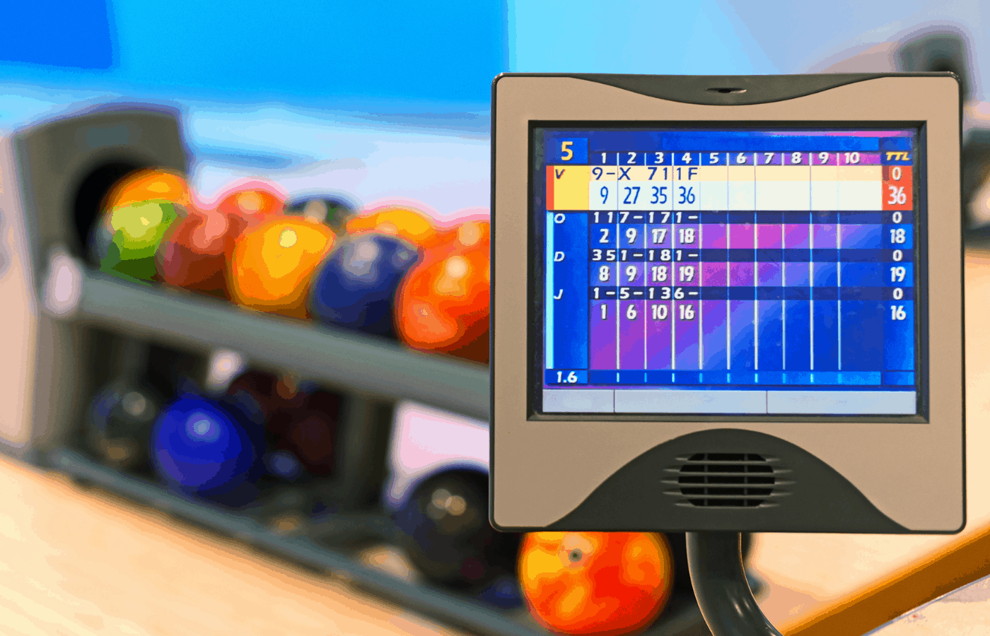 how long does a game of bowling take