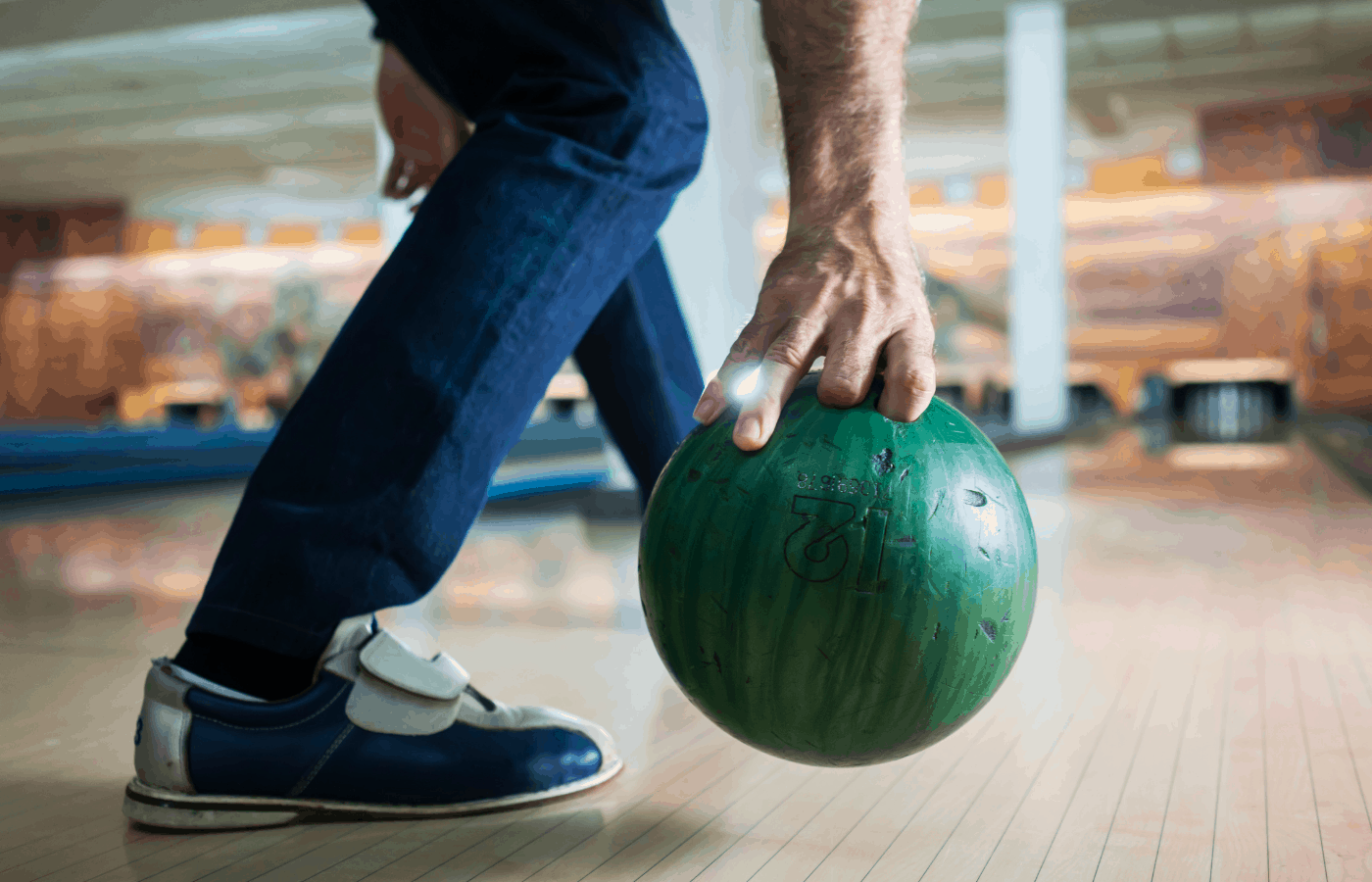How Many Steps Do You Take in Bowling