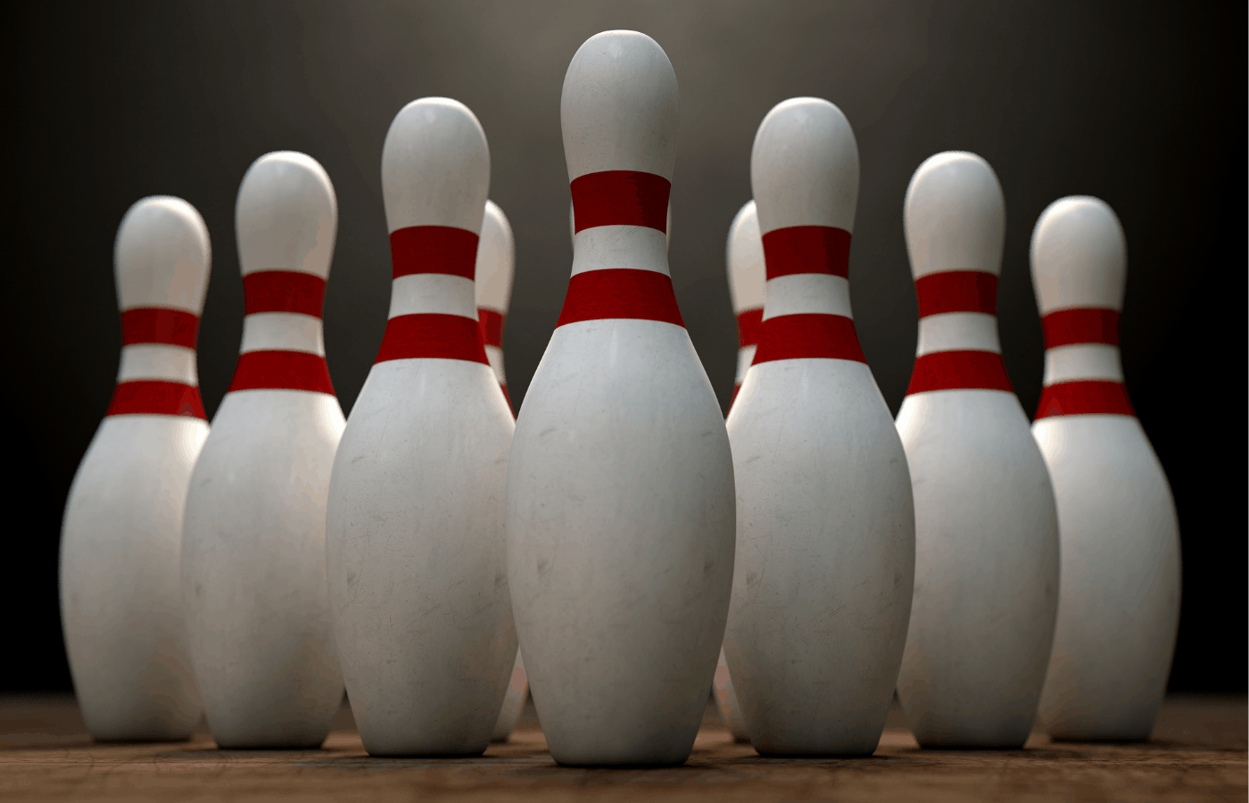 how much do bowling pins cost