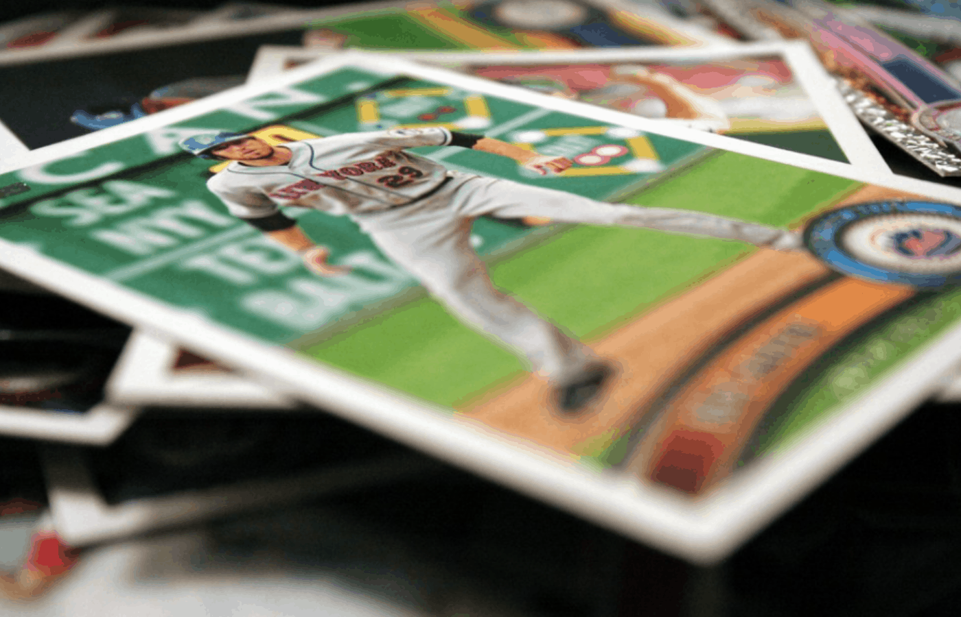 how to dispose of baseball cards