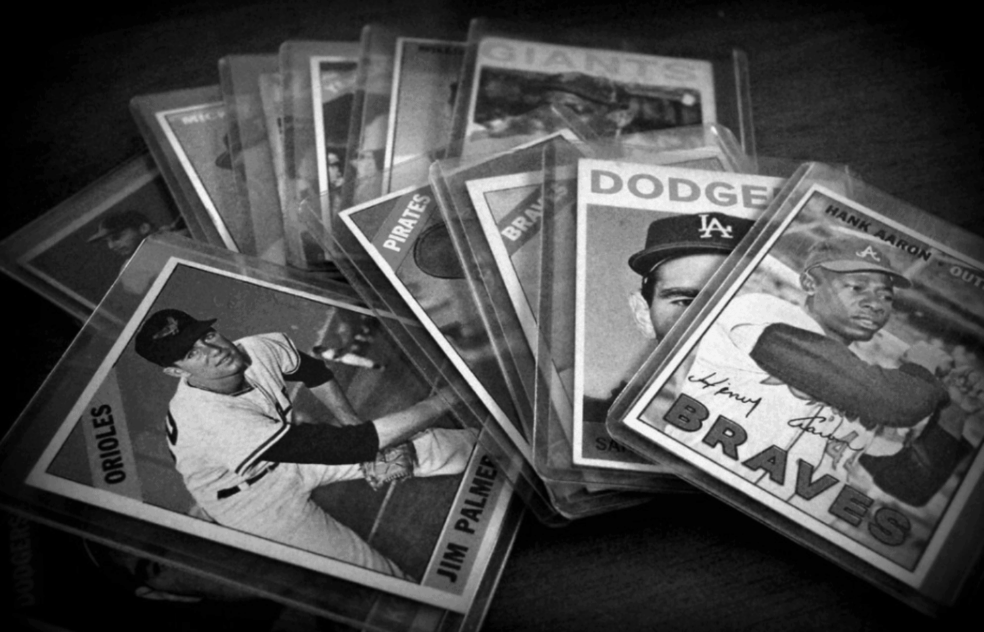 how to remove mold from baseball cards