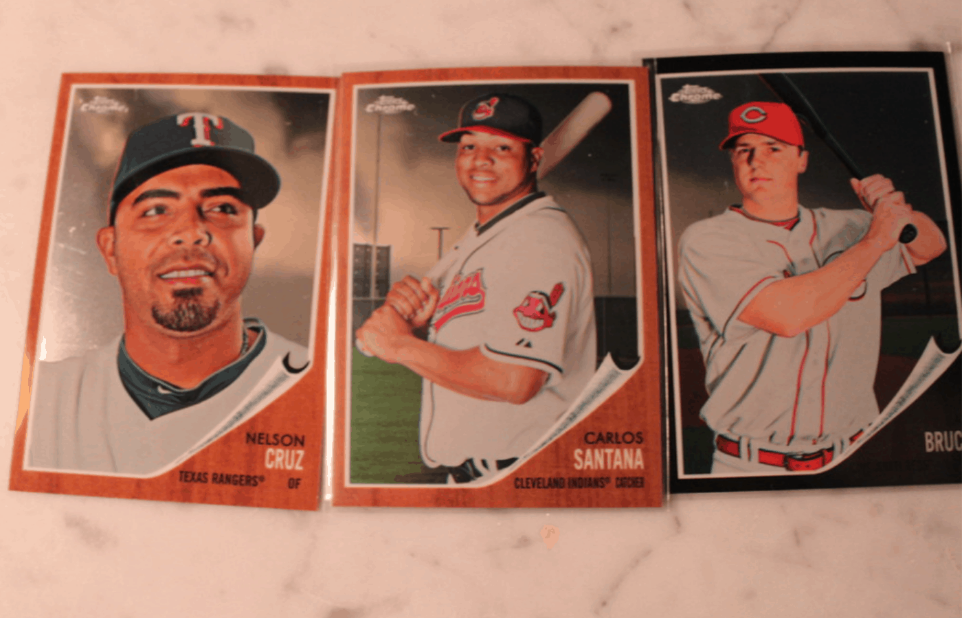 how to remove stains from baseball cards