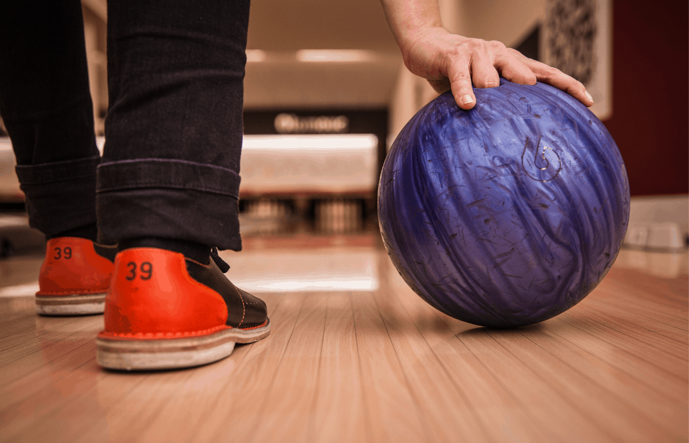 how to stop dropping your bowling ball too soon